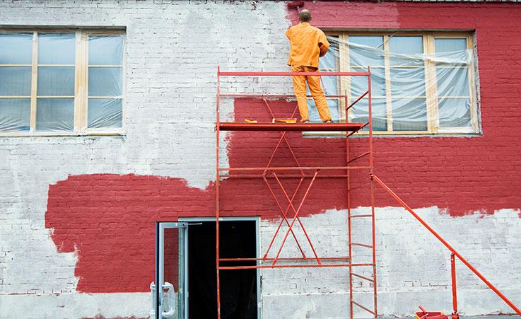 peintre en bâtiment à Castelnau-de-Médoc